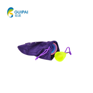 Fda 2019 Factory Price Wholesale Silicone Period copa menstrual cup Large Size And S Sizes For Women Menstrual Cups