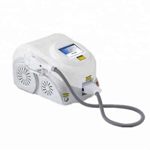 Hot Sales!!! 2018 New Mini Portable IPL Machine / E light Hair Removal and Skin Rejuvenation New Mini IPL Machine