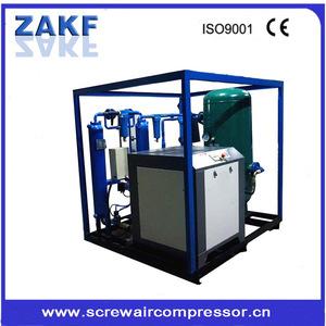 Industrial air heater dryer Tubular heat exchanger Air Dryer engineering