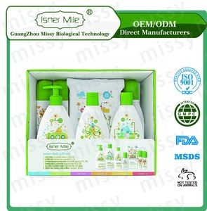 [MISSY]OEM/ODM Private Label Children Skin Care Essentials Gift Set