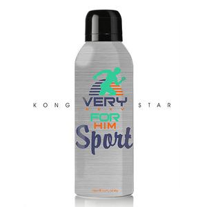 OEM Male/Female Deodorant Body Spray (Antiperspirant, Good smell)