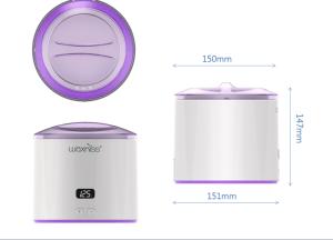 OEM Waxkiss Professional Multifunction Hair Removal Wax Warmer