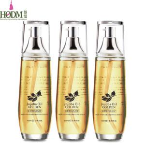 Private Label Argan Oil Base Skin Treatment Jojoba Hair Oil