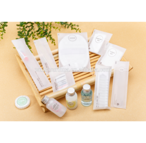 Biodegradable tube top quality  hotel bath room shampoo collection hotel amenities amenity
