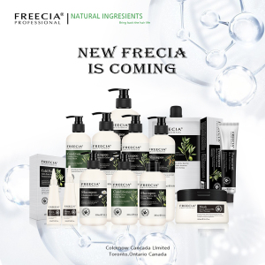 Freecia private brand best natural extract shampoo for all kind of hair with free inspection