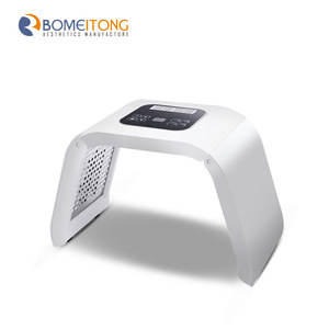 Led light therapy PDT skin whitening machine