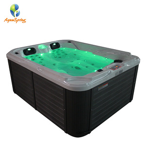 New arrival best price Good Quality factory supply massage outdoor spa