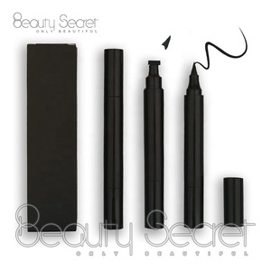 OEM Eyeliner with Eye Makeup Stamp Waterproof Double Sided Left and Right Long Lasting Seal Eyeliner Cosmetics Tool