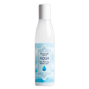 OEM/Private Label Korean natural organic moisture hydration cosmetics Aqua super water drop moisture skin lotion 125ml