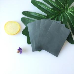organic hemp rolling oil control paper bamboo facial blotting oil tissue