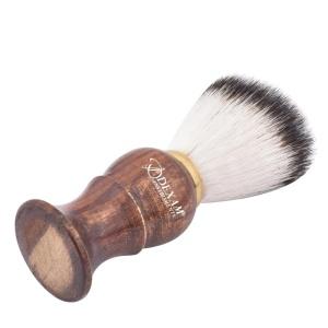 Premium wooden bristle badger hair shaving brush private label beard brush bristle beard shaving brush
