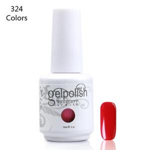 Professional Nail Art Factory Supply Top Quality Soak Off Uv Gel Nail Polish