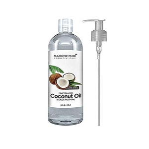 Pure Fractionated Coconut Oil Carrier Oil