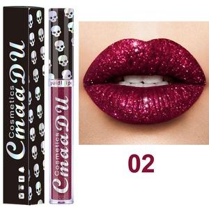 Symphony lip gloss shiny metallic lip gloss diamond lip gloss