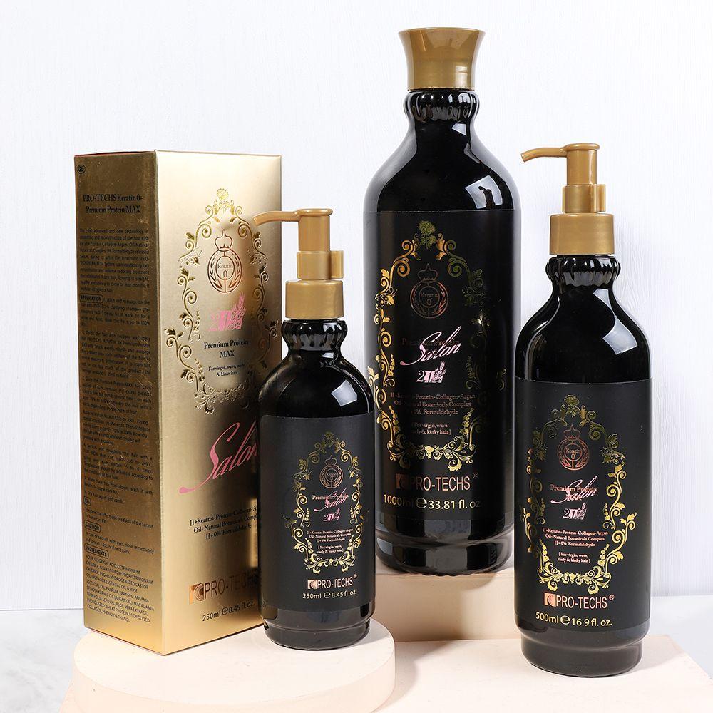 Professional pro tech Keratin Treatment Hair Products Natural Brazilian Keratin