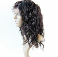 Lace front body wavy wig 10A