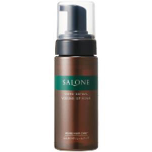 150ml Salone Super Brown Volume Up Foam Hair Styling Product