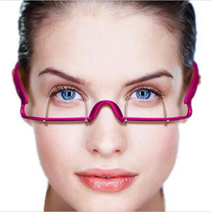 2017 New Makeup Beauty and Healthy Double-fold Eyelid Artifact Glasses Trainer Tools