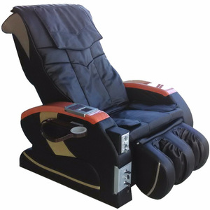 2019 GSM Credit Card Smart Commercial Coin Massage Chair/Shiatsu Credit Coin Operated Massage Chair