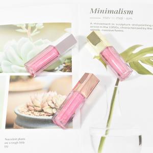 AKIACO Lip Gloss Supplier Tinted Light Pink Shiny mini Lip Gloss