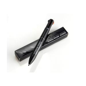 custom makeup permanent 4 in 1 colors auto eyebrow pencil