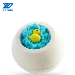 Flower and Wood Scent Bath Bomb Bothbomb