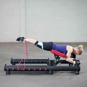 Hot sale!!! Gym equipment glute builder hip massager machine Fitness Equipment