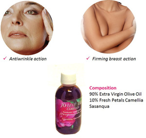 Italian herbal skin care products for face and body: Jaline Tonics and Roseline Gel Creams