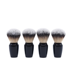 JDK Shaving Brushes Synthetic Nylon Brush Hair Knot with Acrylic  Handle Shaving Brush for Men