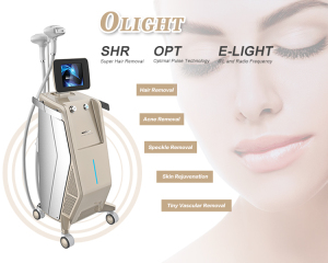 OSNAO hair removal machine painless hair remover e-light machine