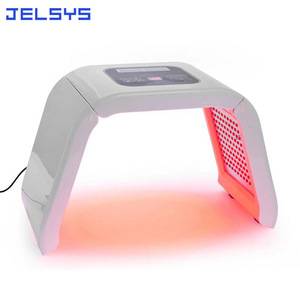 PDT LED Light Therapy Machine with 4 Colors Light