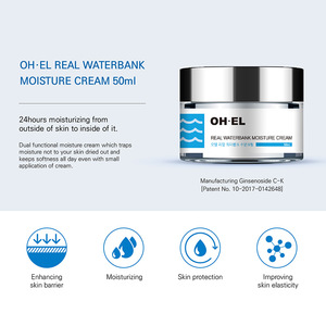 Real Waterbank Moisture Ladies Whitening Cream for Face