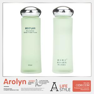 Repairing cautissa brand name skin care argireline pure hyaluronic acid serum skin toner