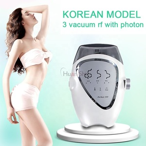 Rf Skin Tightening Machine Vacuum Cavitation System / Radiofrequency Beauty Equipment