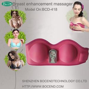 性欲再平衡内分泌乳罩振动乳房按摩器