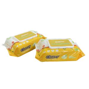 UKOOS hot sale EDI pure water wet wipes  OEM  multi purpose cleaning wipes