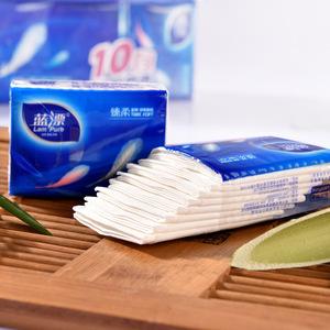 Wholesale Bamboo  Pulp Facial Tissue 200*200 mm Mini Pocket Tissue