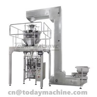Automatic Powder Packing System for turmeric powder