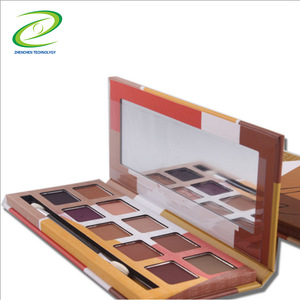 2019 Hot sale 10-color pearlescent matte eye shadow
