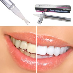 2ml Creative Effective Teeth Whitening Pen Tooth Gel Whitener Bleach Stain Eraser Sexy Celebrity Smile Teeth Care