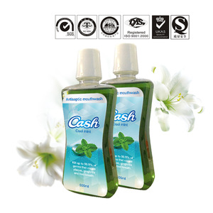 360ML Liquid Mouthwash Mouthwash Brands Medicated Mouthwash