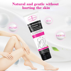 Aichun Beauty Brand Women Men Body Armpit Whitening Hair Removal Cream OEM