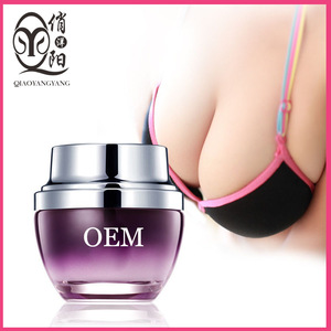 Customized your LOGO Breast enhancement cream within 10 days