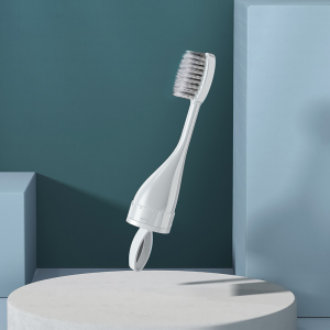 Factory Wholesale replaceable head toothbrush with extra head