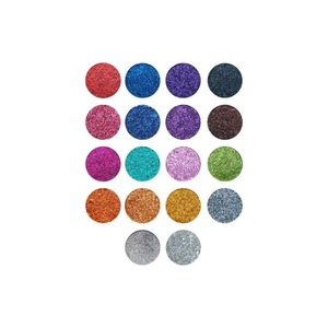 Hot Sale Many Color Glass Mosaic Glitter Powder Factory body glitter