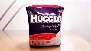 ladies soft cotton Hygiene Sanitary Lady pad