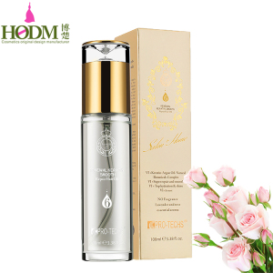 OEM Professional Salon Natural Organic Argan Oil Hair Care Serum anti Frizzy keratin treatment heat protect hair oil