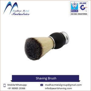 Synthetic Hair Shaving Brush with Best Design