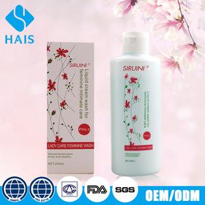 Wholesale OEM private label best lady antiseptic ph care feminine hygiene vaginal wash brands feminine intimate wash products