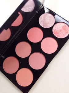 Zuofun Manufacturer Custom Private Label Oem Makeup Cosmetic Powder Blush